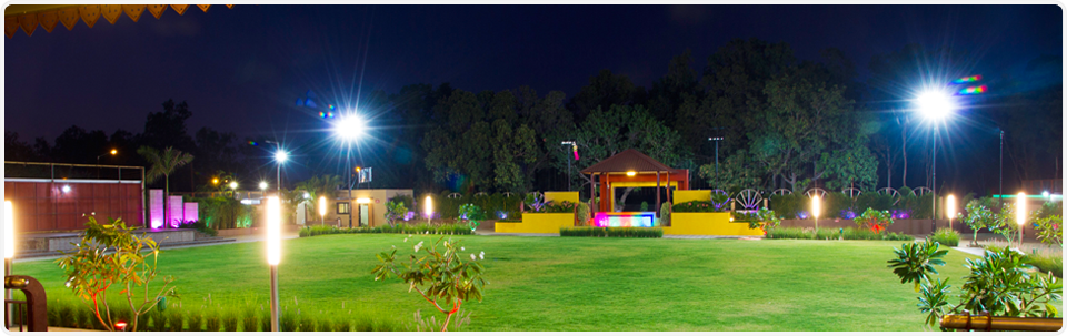 Shri Someshwar Lawns The Lawn Has Dedicated Amp Trained