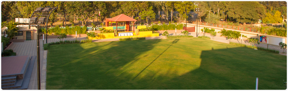 Shri Someshwar Lawns | The Dinning | The Lawn also ...